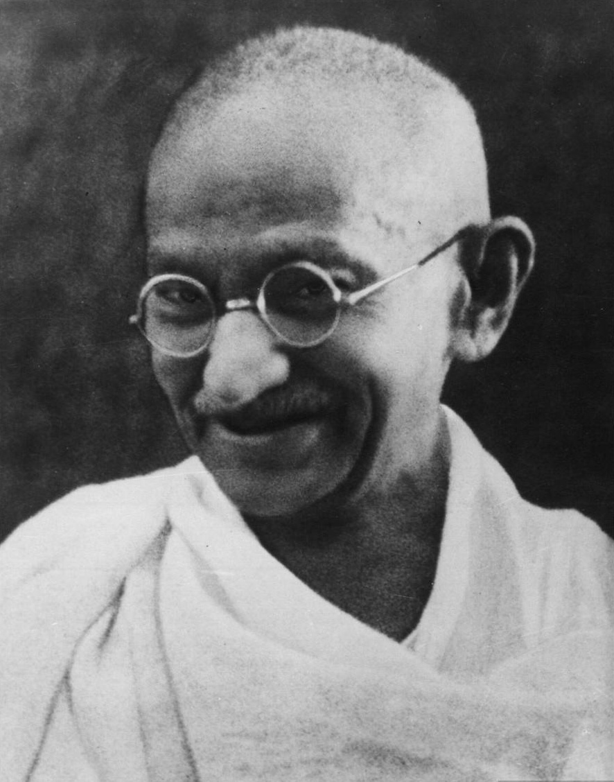 mahatma gandhi the courage of nonviolence victory over violence image portrait of gandhi credit images google com hosted life f url eabb95f1554228a3 attribution via
